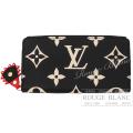 ルイヴィトン ジッピーウォレット クラフティ ブラック  M69698 長財布 【新品】 Louis Vuitton Long wallet  【NEW】