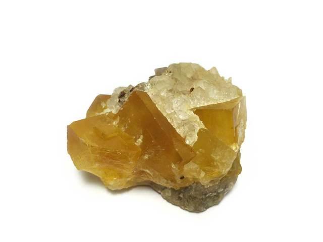 フローライト(イエロー)蛍石 Fluorite
