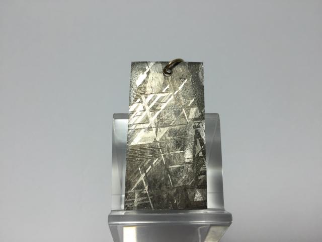 ギベオン隕石(18.5g) / ペンダントトップ 【GP0002】