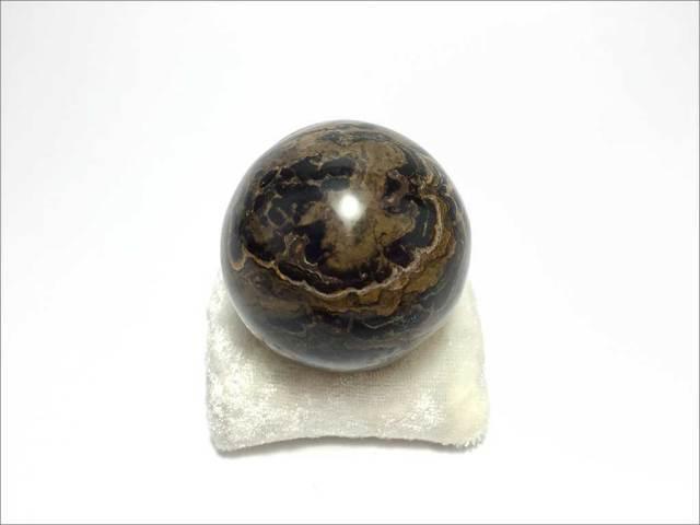 ストロマトライトの化石(ボリビア産)