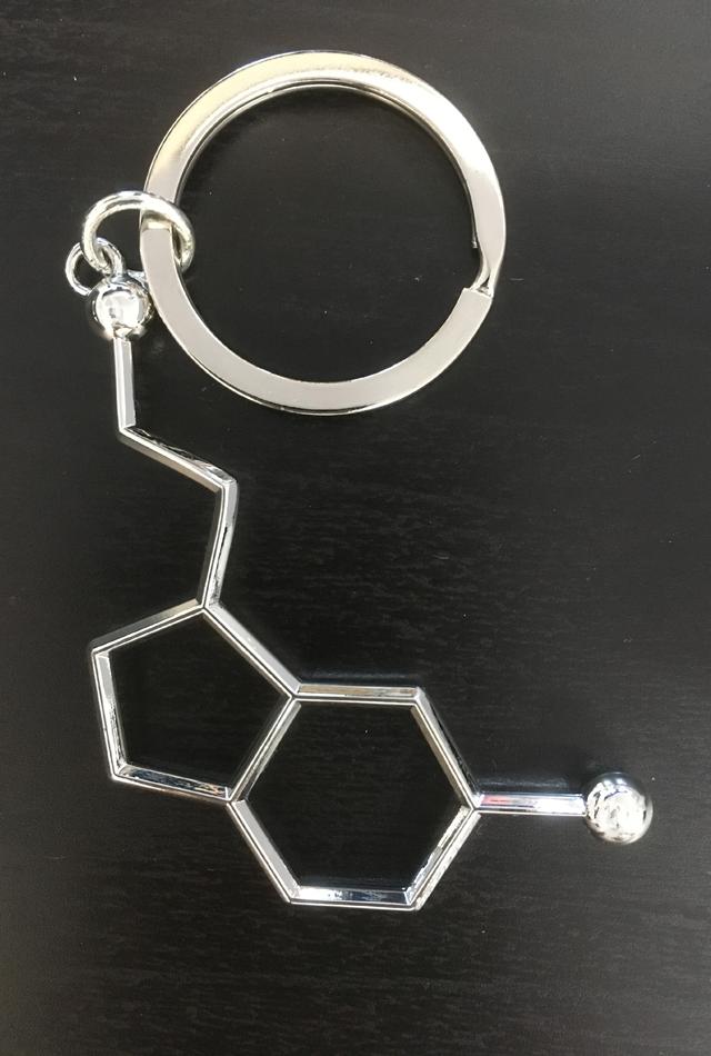 【サイエンスキーチェーン】セロトニン(Serotonin)