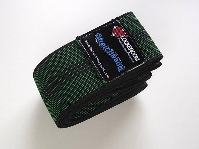【セルフストレッチング】Lockeroom's ストレッチバンド【StretchbandTM 帯状ベルト】