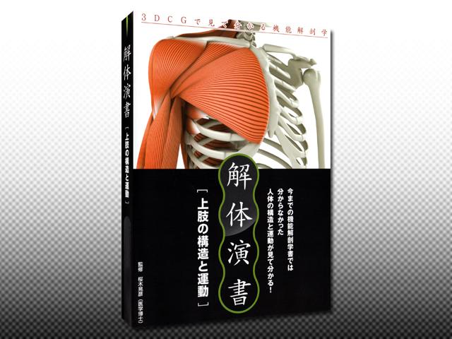 解体演書 上肢の構造と運動・プロライセンス版 (ソフトウェア)