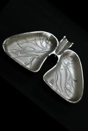 【アナトミートレイ】 肺の灰皿(Lung Ashtray)