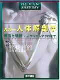 【書籍】カラー人体解剖学
