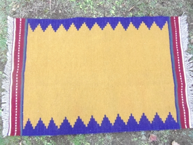 キリム (ラグサイズ小 117×77cm) 900