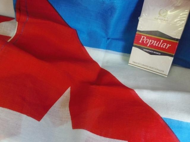 国旗 キューバ キューバの国旗とは
