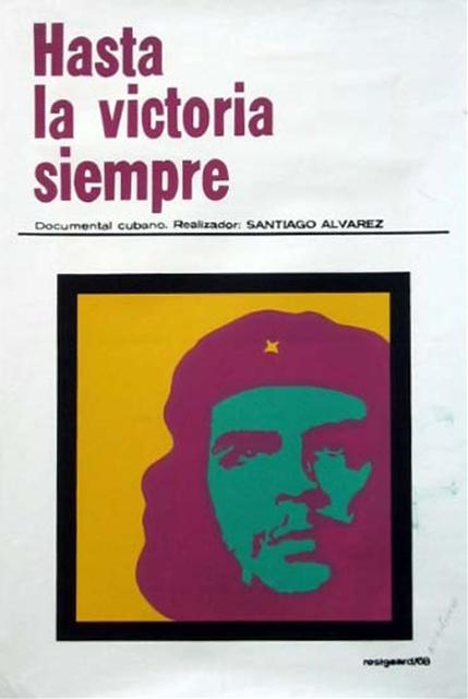 キューバポスター チェ・ゲバラ「アスタ・ラ・ビクトリア・シエンプレ」 CU103