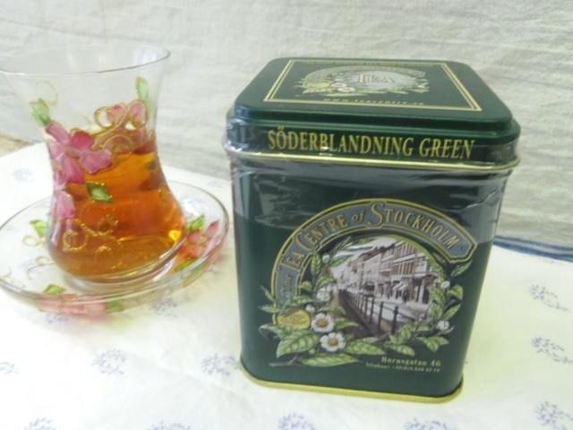 【北欧紅茶】ロイヤルセーデル缶 100g