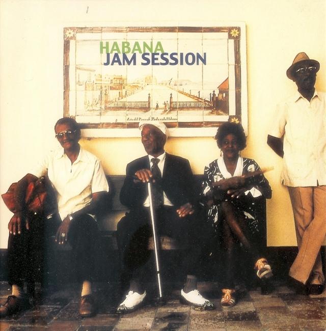 ハバナ・ジャム・セッション(オリジナル・自主製作盤)