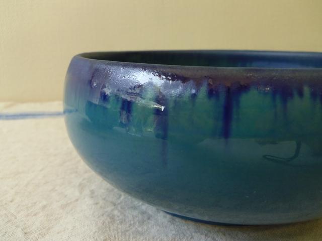 ペルシャ青釉 小鉢 ZA270