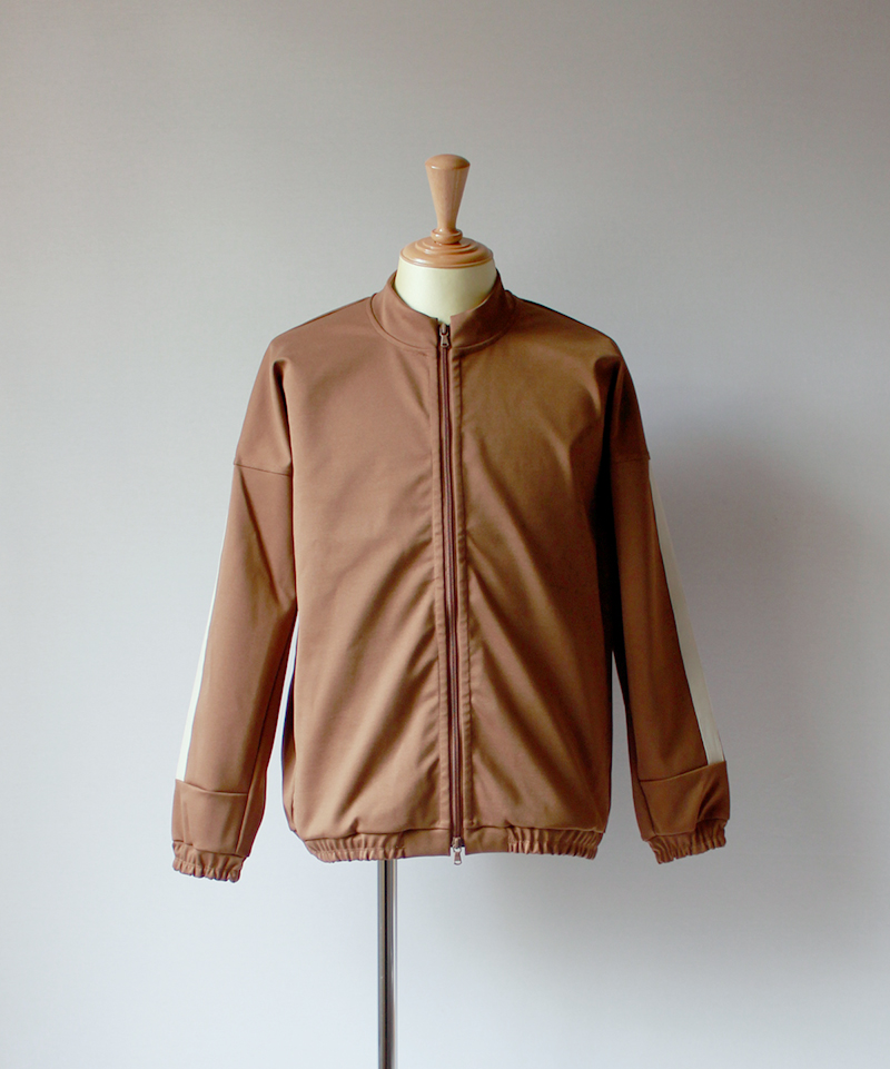 CURLY KIPS BLOUSON coyote