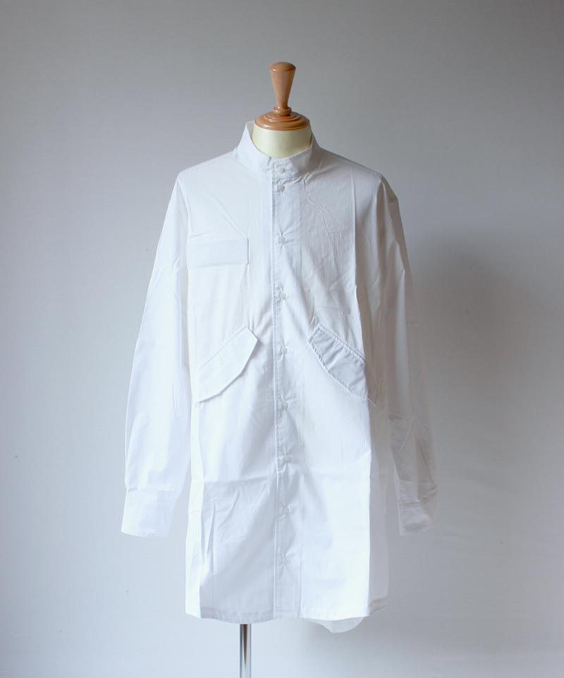 LANDLORD MODS SHIRT white