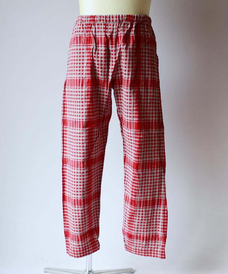 PHINGERIN NIGHT PANTS MIDI red
