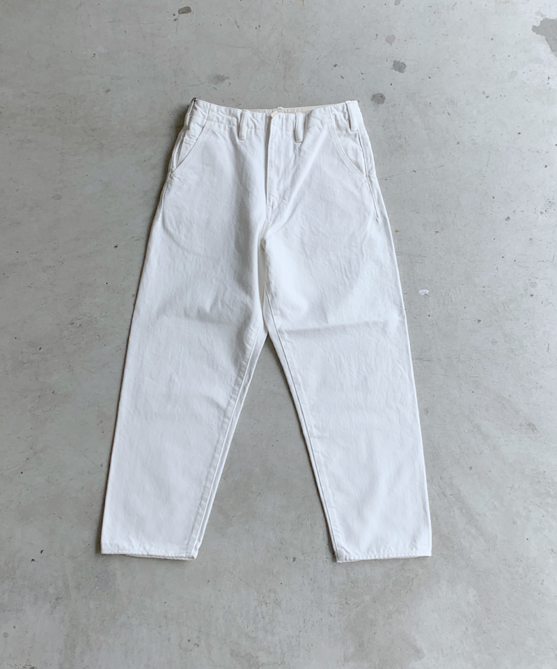 saby 140Z BINGO DENIM-BIG- WHITE