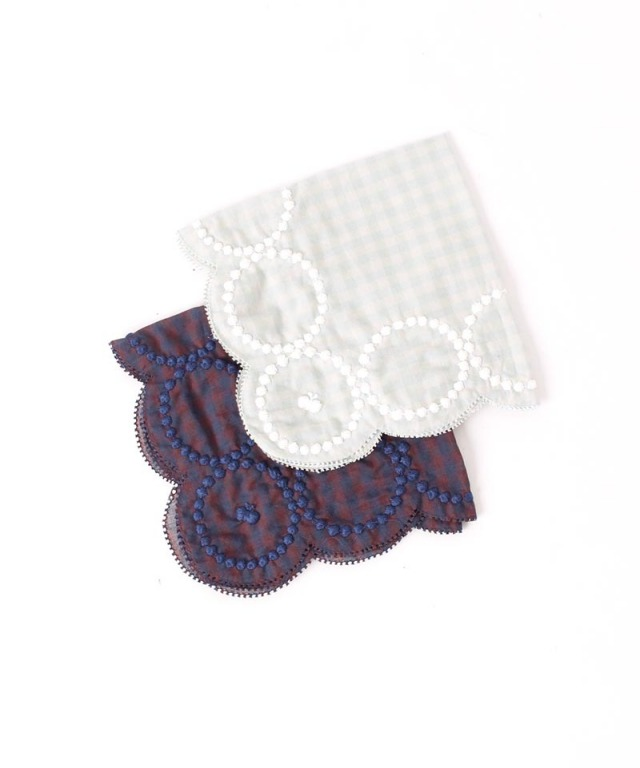 mina perhonen tambourine handkerchief