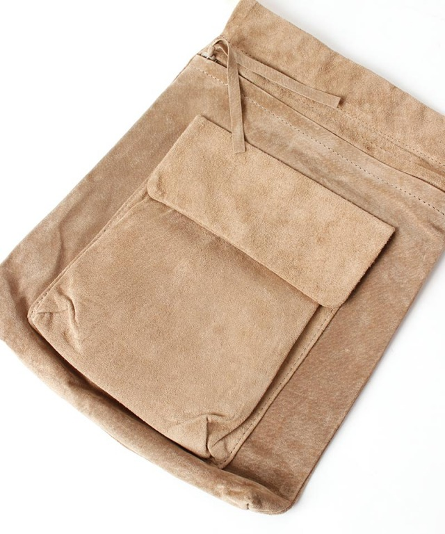 Hender Scheme waist belt bag wide