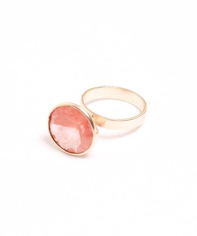 Atelier Mon cherryquartz ring