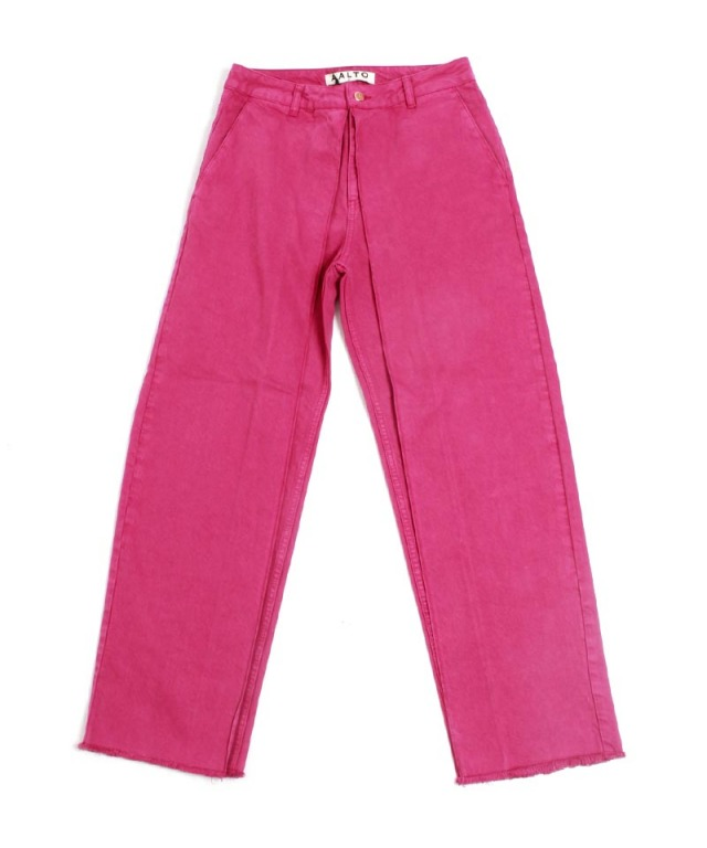 AALTO CROPPED JEANS WITH PLEATS