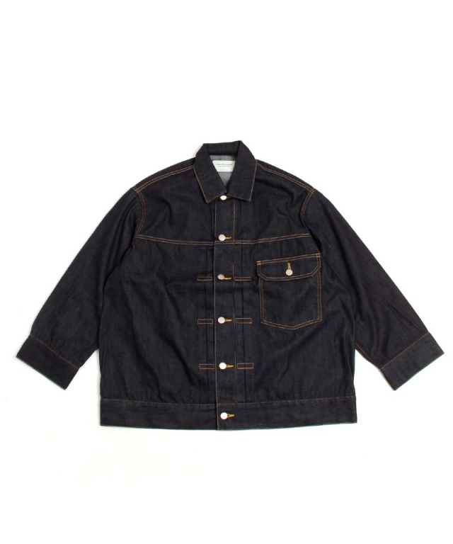 beautiful people SELVAGE DENIM WATABOUSHI BLOUSON