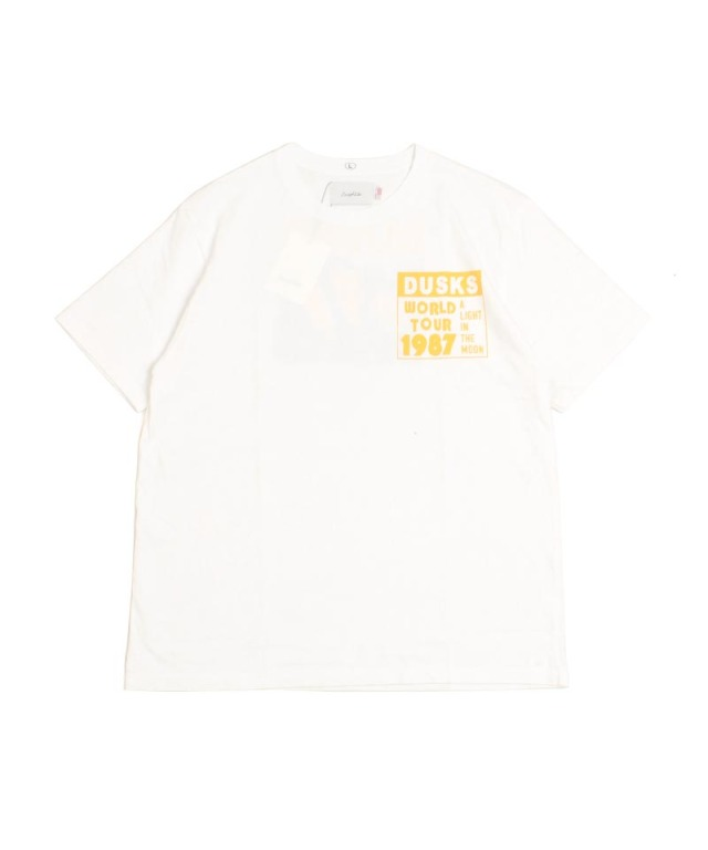 LAUGH & BE DUSKS S/S TEE