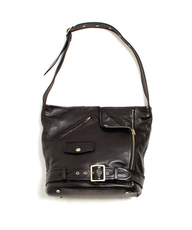 beautiful people riders shoulder bag