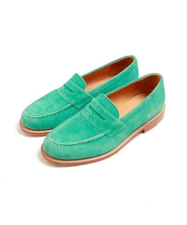 Hender Scheme typical color exeption loafer