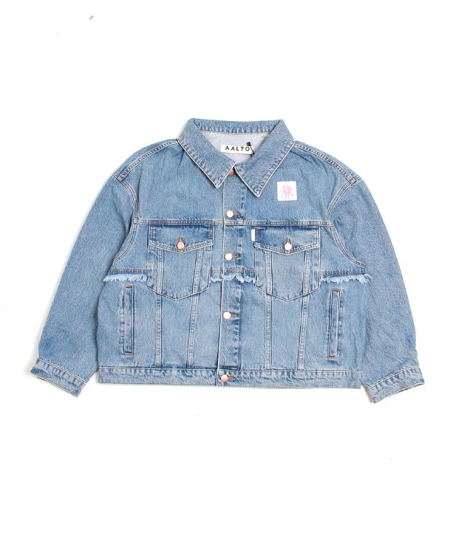 AALTO OVER SIZED DENIM JACKET