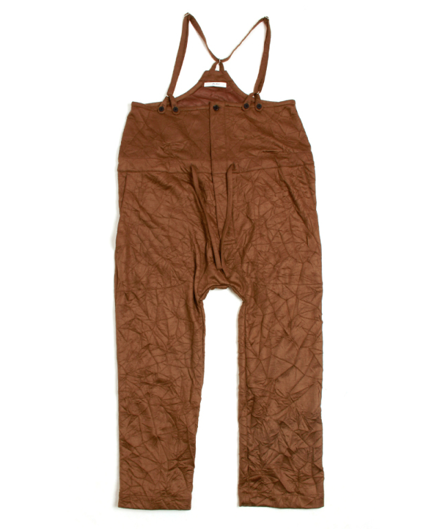 Julien David WOVEN PANTS