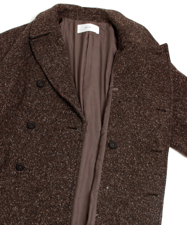 Julien David WOVEN COAT
