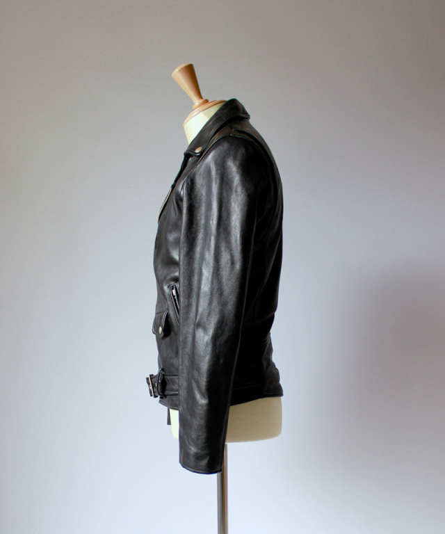 beautiful people VINTAGE LEATHER RIDERS JACKET