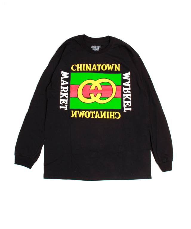 Chinatown Market GC 1 L/S TEE