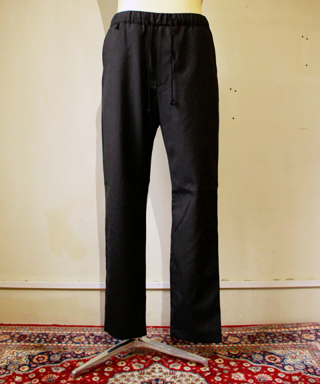 HEALTH EASY PANTS #1 charcoal black