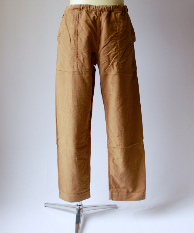 PHINGERIN NIGHT PANTS HI TWILL brown