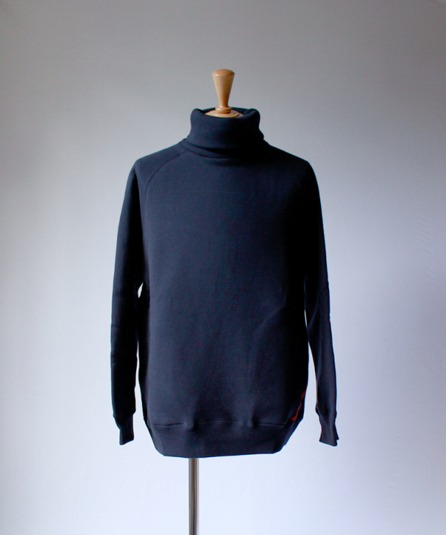 PHINGERIN TURTLE NECK SWEAT navy