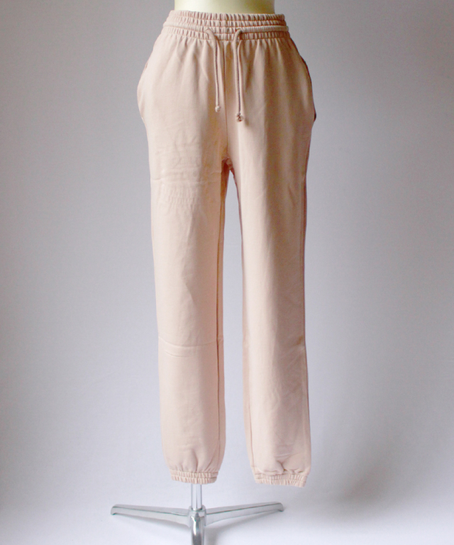 BASERANGE Sweat Pants Nude