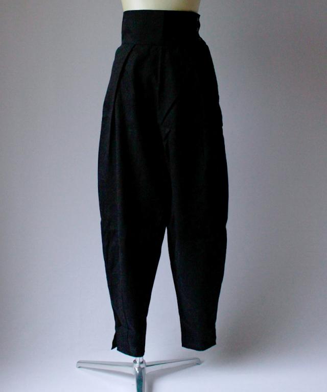 BASERANGE Dydine Pants Black