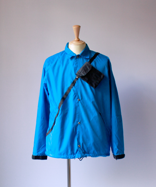 PORTVEL COACH JACKET royalblue