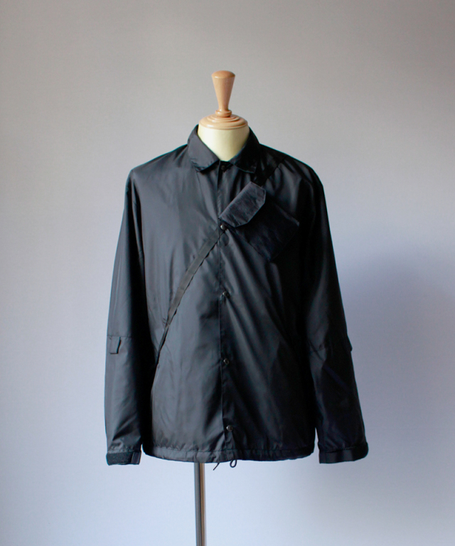 PORTVEL COACH JACKET black