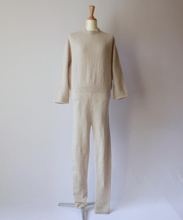 JUN MIKAMI ジャンプスーツ ivory