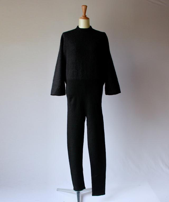 JUN MIKAMI ジャンプスーツ black