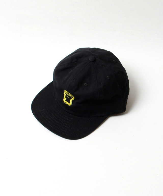BRAIN-DEAD LOGO 5 PANEL black
