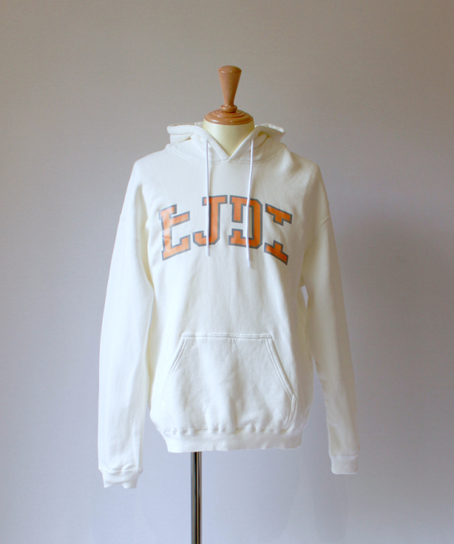 LAUGH & BE HINOKUNI SWEAT white