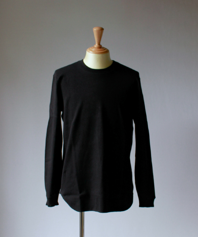 CURLY NOMADIC LS TEE black