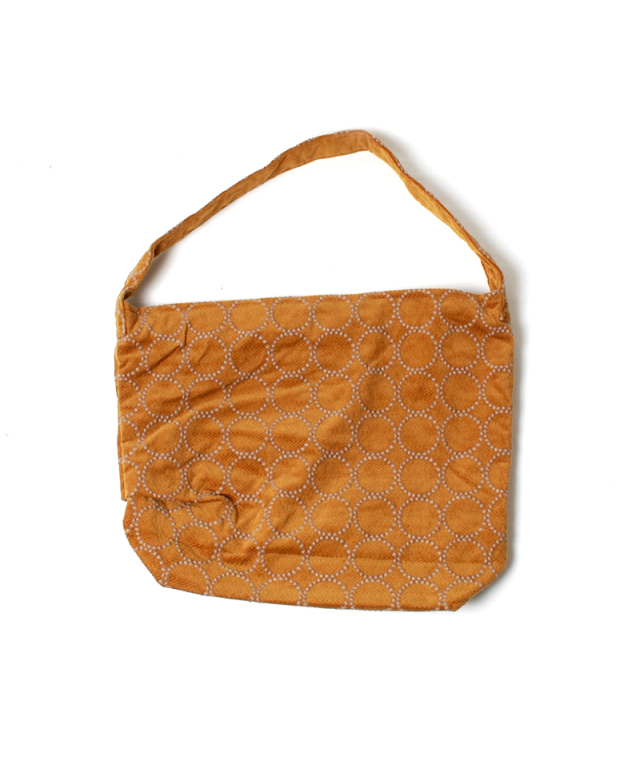 mina perhonen tambourine shoulder bag mustard