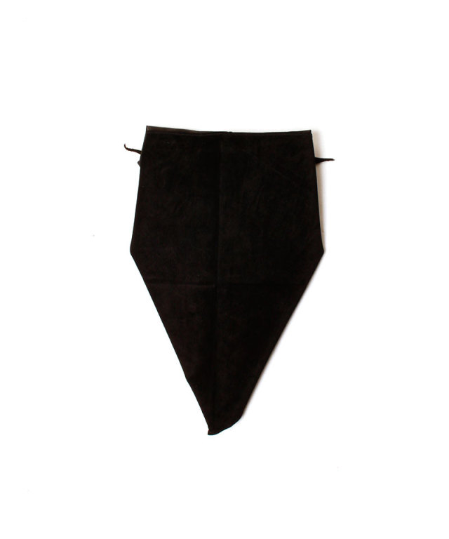 Hender Scheme leather scarf