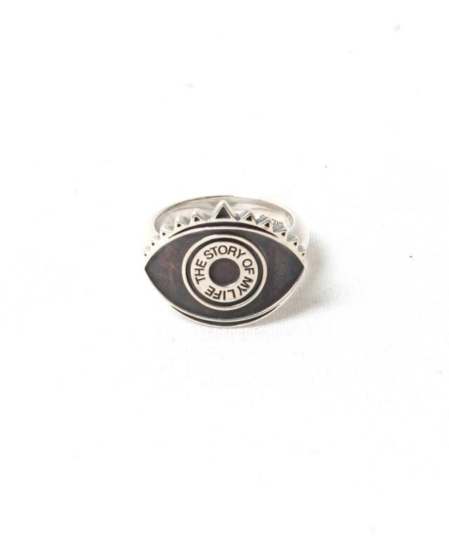 noobu ikeguchi RING NO.110 silver