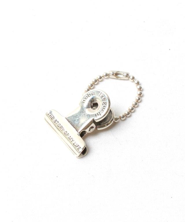 noobu ikeguchi PIN NO.169 silver