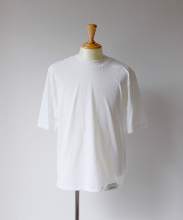 3.1 Phillip Lim SS OVERSIZED BOXY CREWNECK TEE optic white