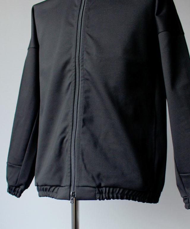 CURLY KIPS BLOUSON black